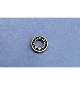 D44 - 8x16x4 mm Unshielded Stainless Steel Bearing