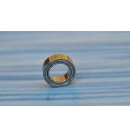D55 - 5x13x4 mm UN-Shielded High Speed Precision Stainless Steel Bearing Made in Japan - 2A