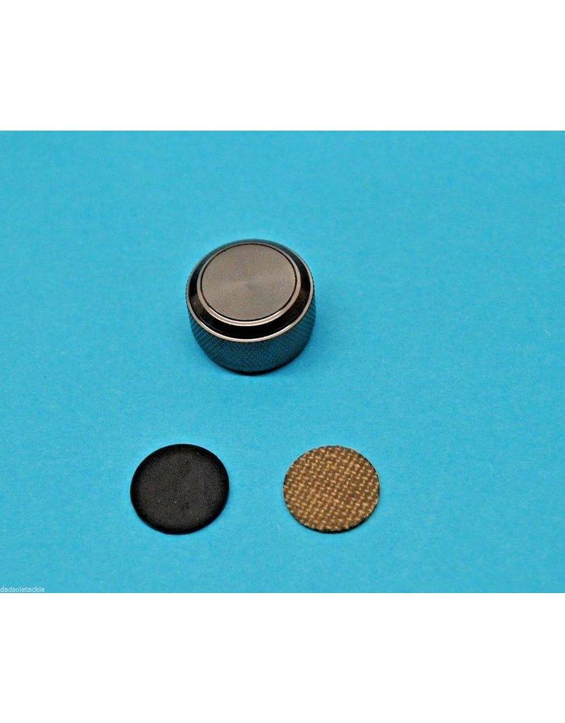 Abu Garcia Abu Garcia Ambassadeur Silver Max2 Spool Tension Control Cap Set Part Number 1252075, 1125829, 1125828
