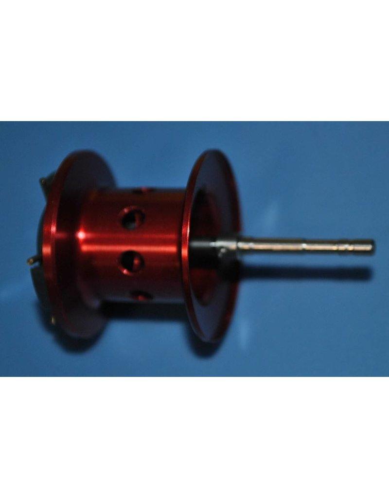 Shimano Shimano CORE-100MGFV, 100MG, 101MG Baitcast Reel Anodized Aluminum Spool