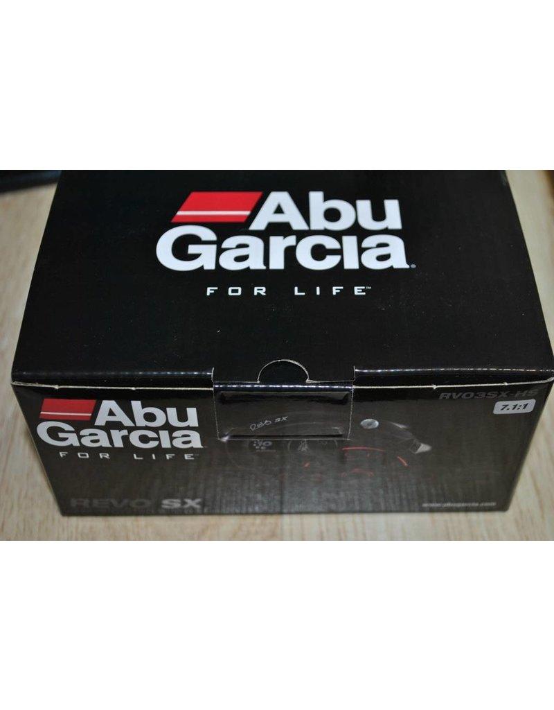 Abu Garcia Ambassadeur REVO SX RVO3SX-HS 7.1:1 New in Box
