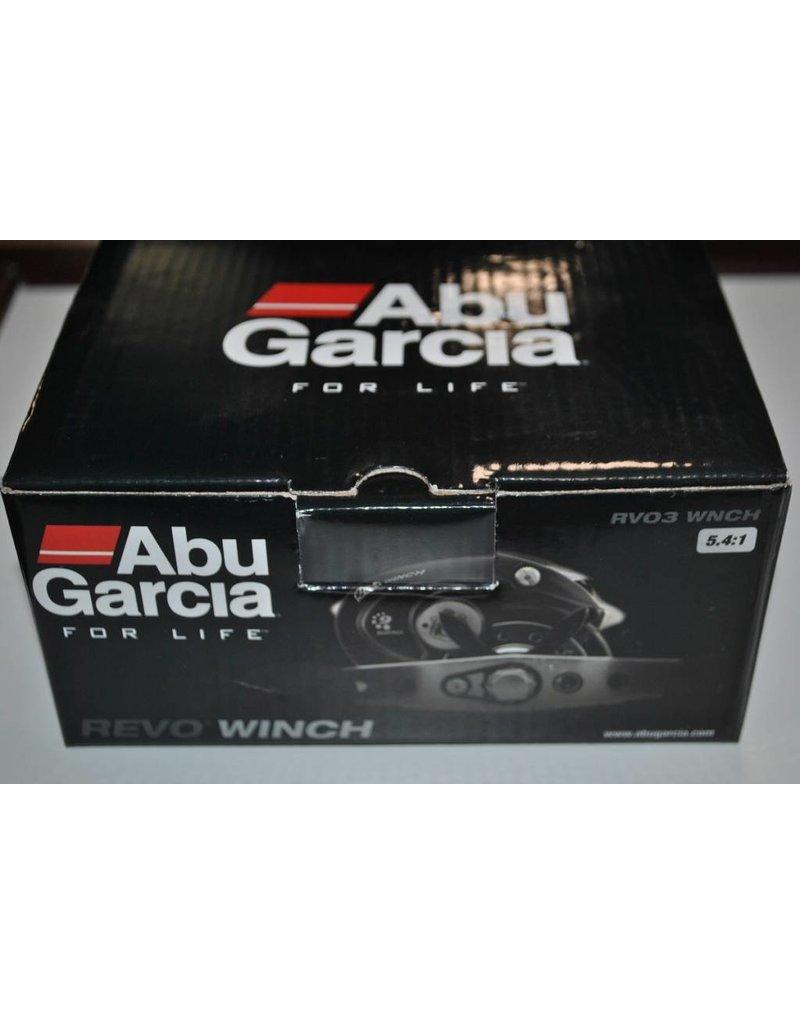 Abu Garcia® Revo® Winch Low Profile 5.4:1  RVO3 WNCH Right Hand New in Box