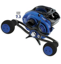 Daiwa Daiwa Coastal TWS Reel 7.3:1 Gear Ratio, 7CRBB, 1RB, 15.40 lb Max Drag, Right Hand