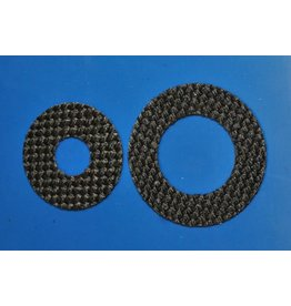 CD116 - CBT A#MAX  Smoooooth Drag Carbon Drag Washer Set