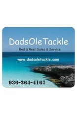 DadsOleTackle Mouse Pad