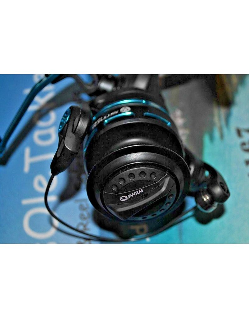 Quantum Smoke PTS 30 Inshore Saltwater Spinning Reel SL30PTSA