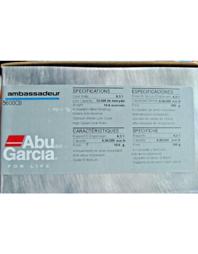 Abu Garcia Ambassadeur 5600CB