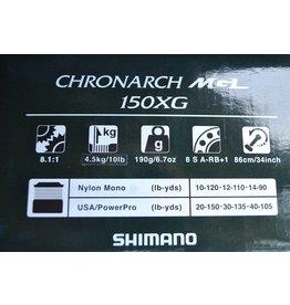 NEW - Shimano® Chronarch® K  8.1:1 CHMGL150XG