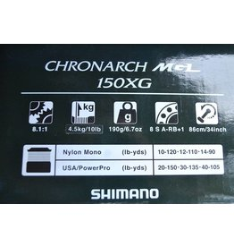 Shimano Shimano® Chronarch® K  8.1:1 CHMGL150XG