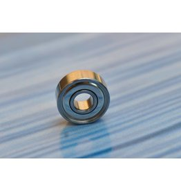EZO-SPB D7 - 4x11x4 - Shielded Stainless Steel Bearing