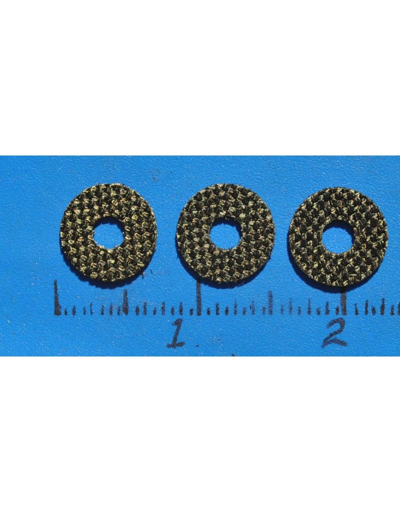 SHIMANO REEL PART Spheros 12000FA 3 Smooth Drag Carbontex Drag Washers #SDS61