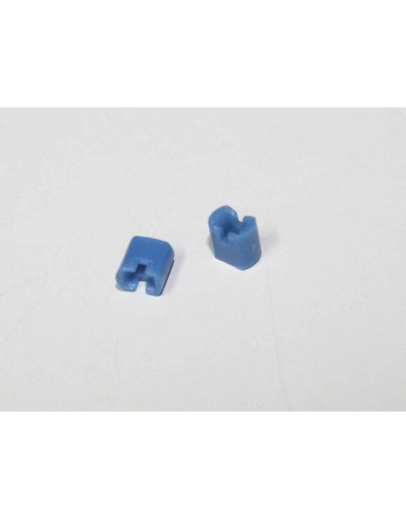 Abu Garcia Ambassadeur Blue Plastic Brake Block Set 20209