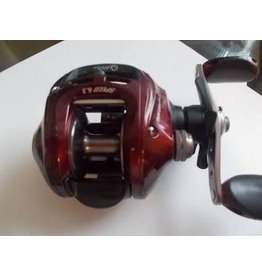 Quantum Quantum Kinetic KT100SPT Performance Tuned Baitcast Reel