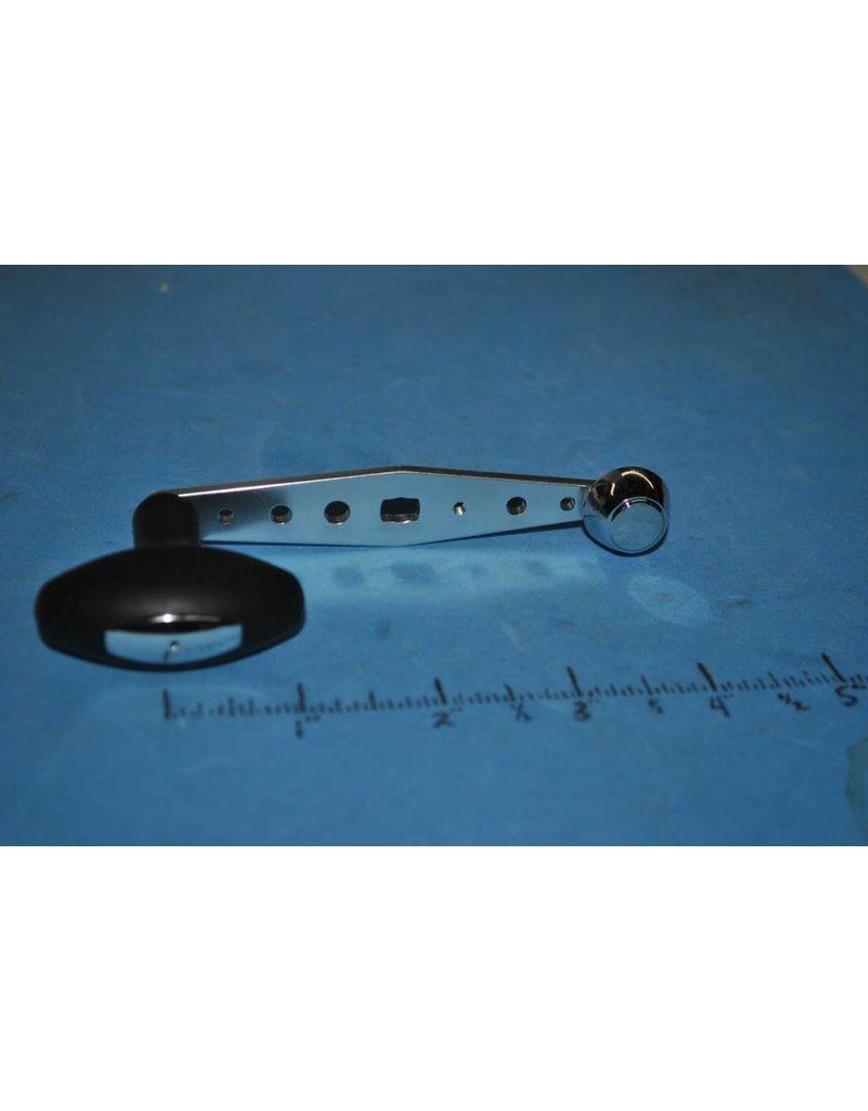 Abu Garcia Abu Garcia Revo Inshore Silver Ported Power Handle 1132866