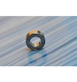 5X10X4mm Shielded Stainless Steel Bearing Dry D10