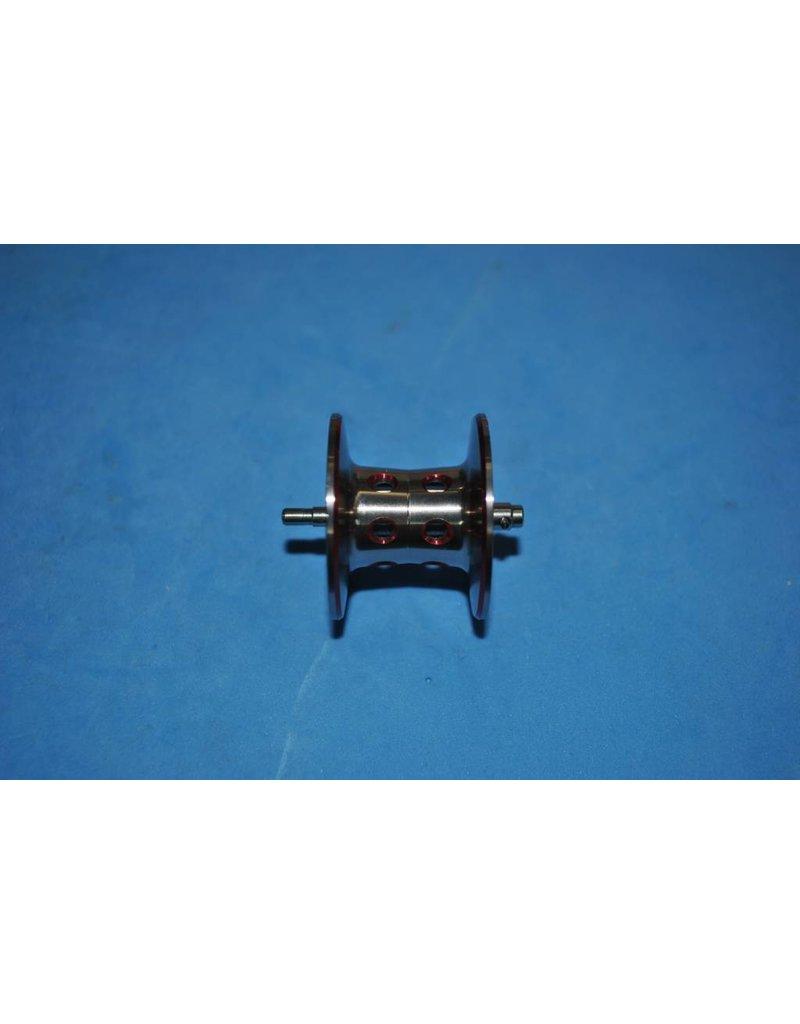 Abu Garcia Abu Garcia Ambassadeur Revo SX Silver & Red Spool Complete - 1196777