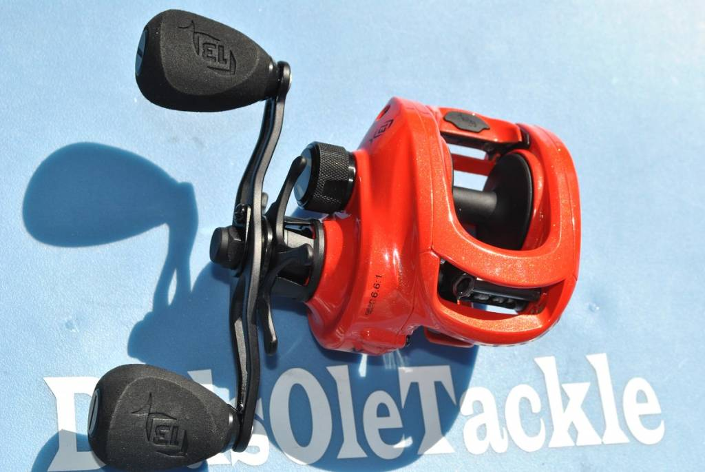 13 Fishing 13 Fishing® Concept Z  6.6:1 gear ratio Baitcast Reel New without original Box