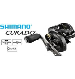 NEW - Shimano® Curado® K 7.4.1 Casting Reel 200HGK  211406