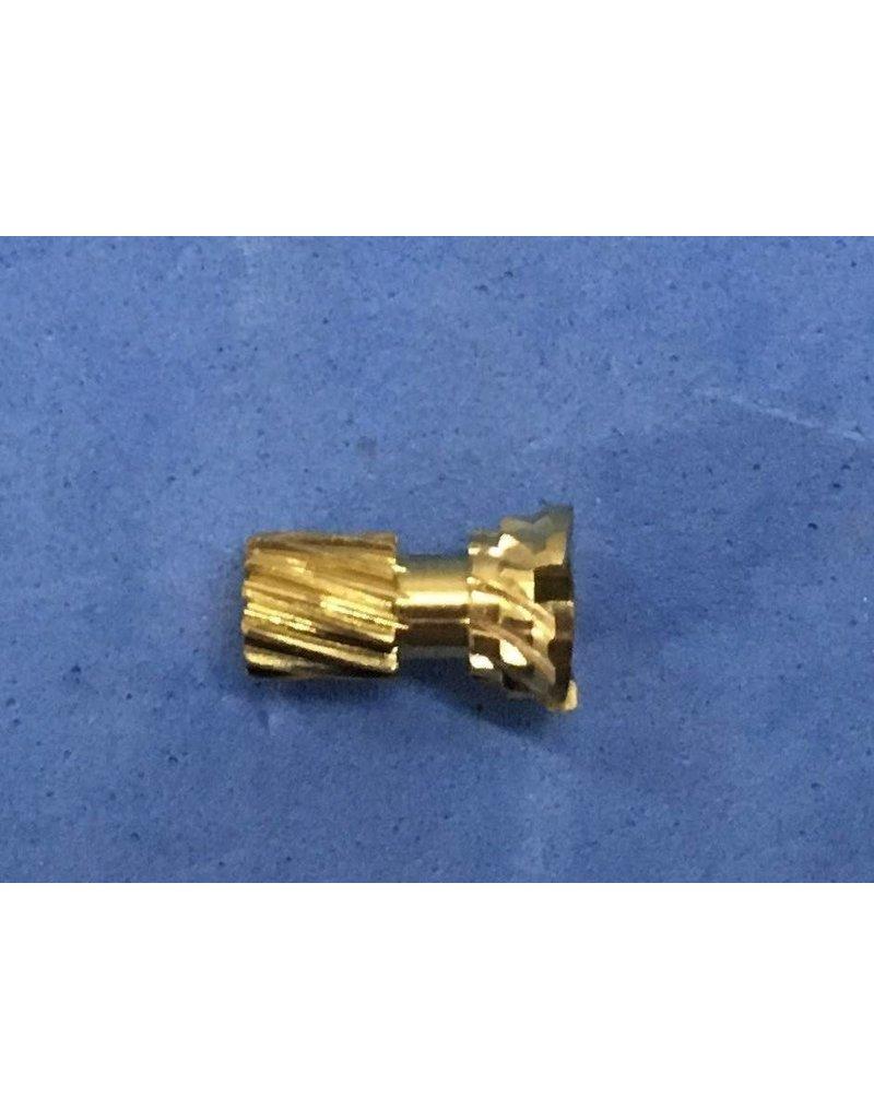 Abu Garcia Ambassadeur 4 pin Brass Pinion Gear gear ratio 5:3.1 part number  1116904