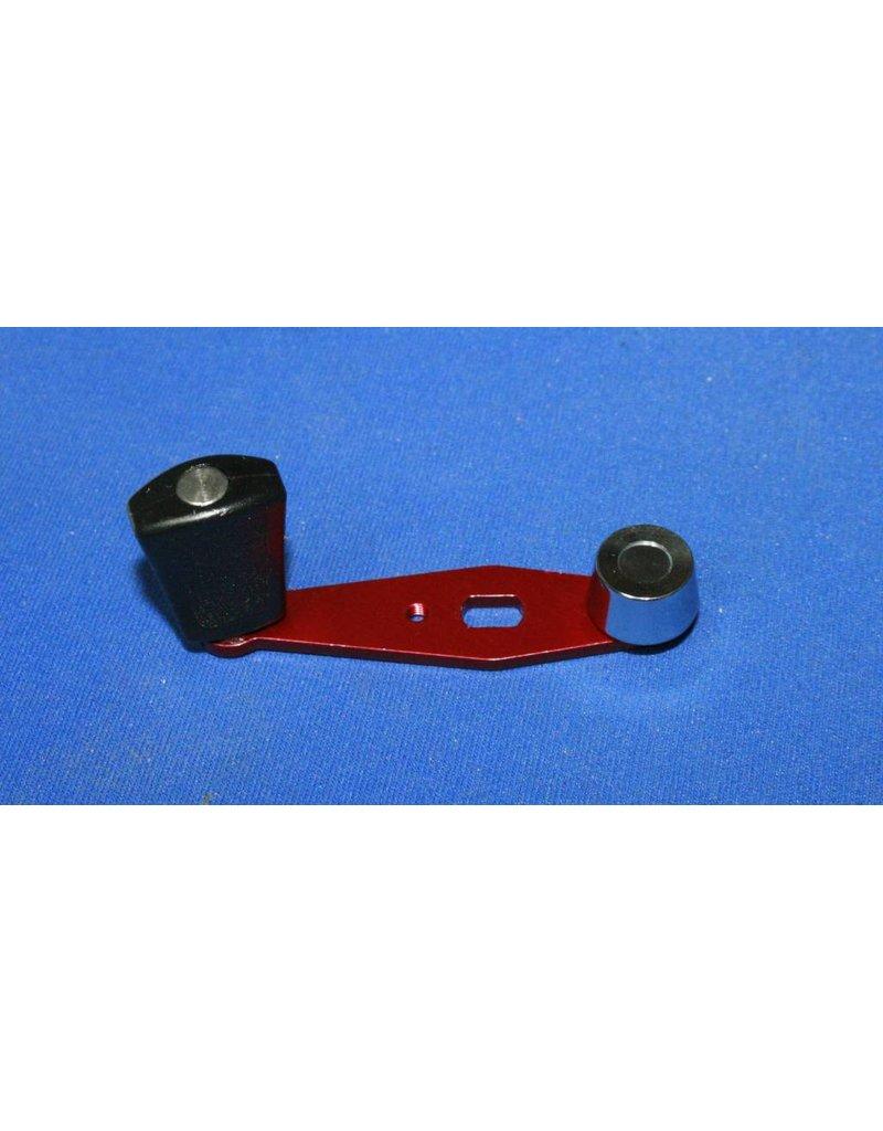 Abu Garcia Abu Garcia Ambassadeur 2500, 5000 Small Red Counter Balance Handle with Black Grip