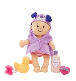 Manhattan Toy Wee Baby Stella Doll Bathing Set