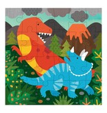 Petit Collage Dinosaurs Petit Puzzle