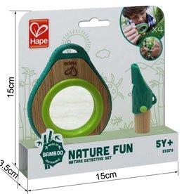 Hape Hape Nature Detective Set
