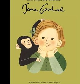 Quarto Little People Big Dreams Jane Goodall