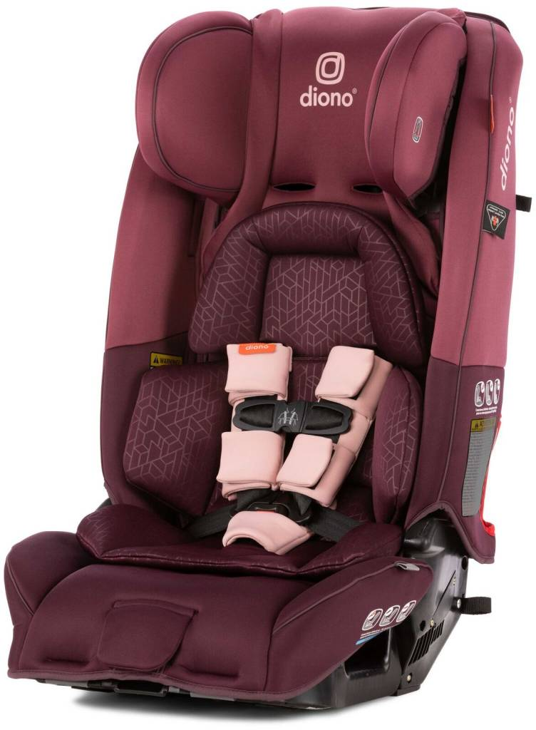 Diono Diono Radian 3 RXT All-In-One  Convertible Car Seat