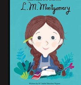 Little People Big Dreams L M Montgomery