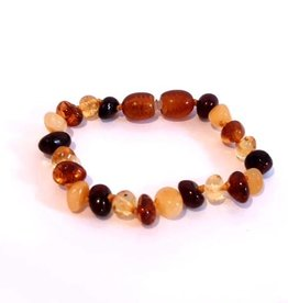 Baltic Amber Genuine Baltic Amber Bracelet/Anklet