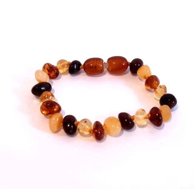 Baltic Amber Genuine Baltic Amber Bracelet/Anklet