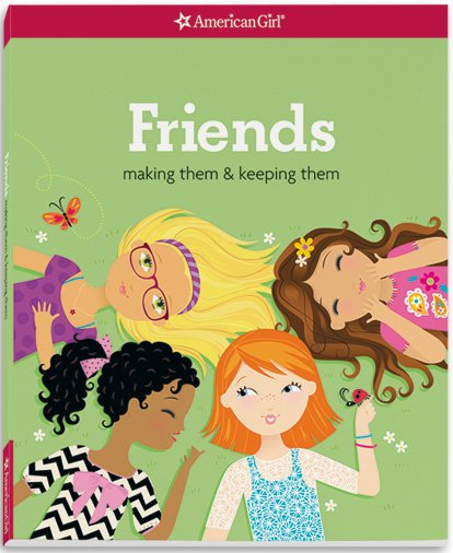 American Girl Publishing Friends