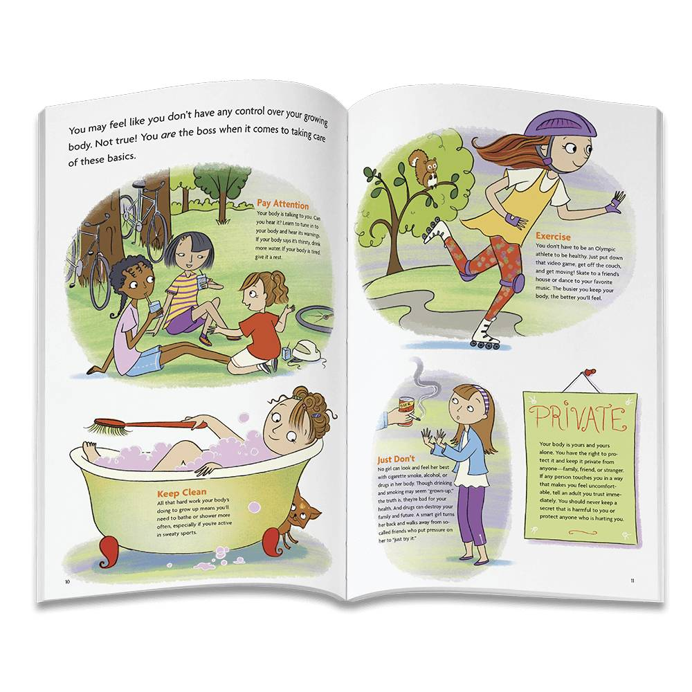 American Girl Publishing Care & Keeping of You 1: The Body Book for Girls