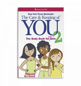 American Girl Publishing Care & Keeping of You 2