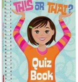 American Girl Publishing This or That? Quiz Book