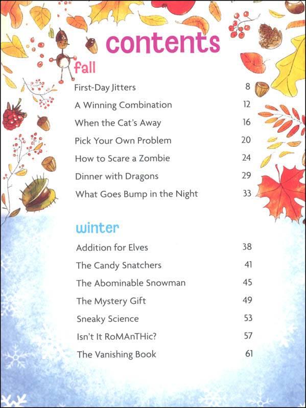American Girl Publishing A Year of Mini Mysteries
