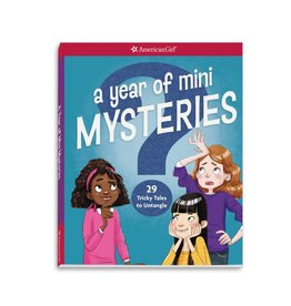 American Girl Publishing A Year of Mini Mysteries