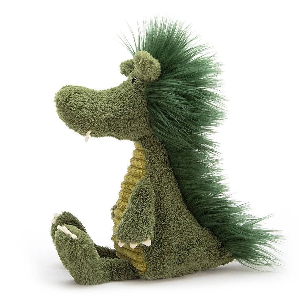 Jellycat Jellycat Baggle Dudley Dragon 14""