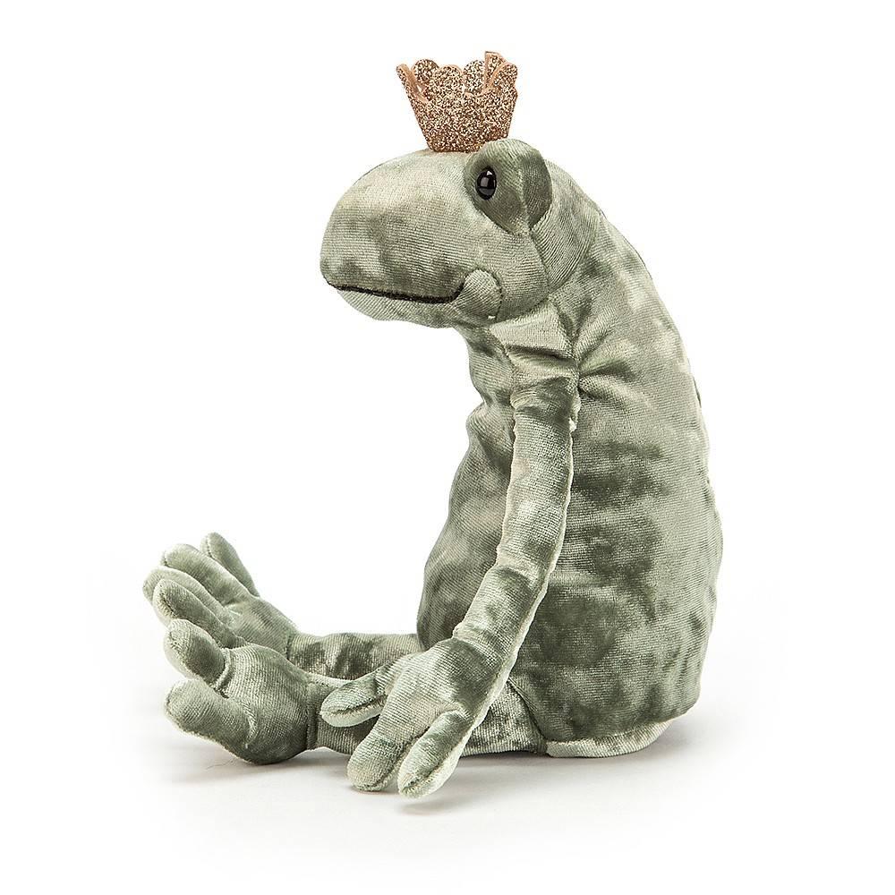 Jellycat Jellycat Frog Prince Kiss