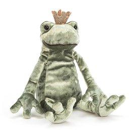 """Jellycat Jellycat Frog Prince Kiss 8"""""""
