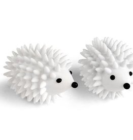 Kikkerland Designs Dryer Buddies - Hedgehog Set of 2