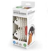 Kikkerland Designs Dryer Buddies - Hedgehog Set of 2