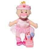 Manhattan Toy Wee Baby Stella Tiny Ballerina Set