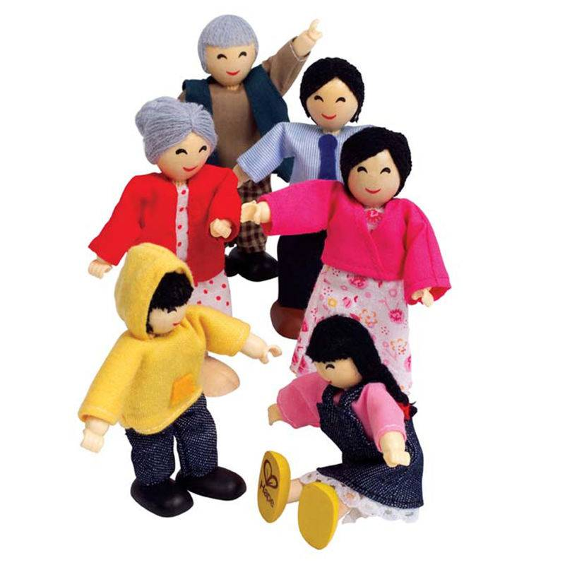 Hape Hape Family Asian