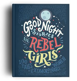 Good Night Stories for Rebel Girls Volume 1
