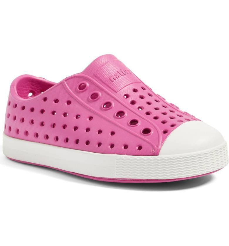 Native Shoes Native Jefferson Child Hollywood Pink