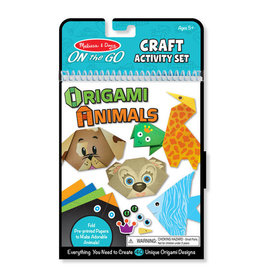 Melissa & Doug Melissa & Doug Origami Animals Craft Activity Set
