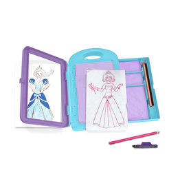 Melissa & Doug Melissa & Doug Princess Design Activity Kit