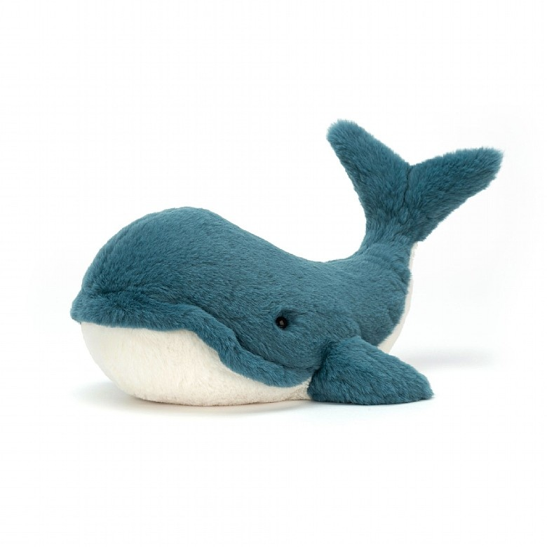 Jellycat Jellycat Wally Whale Medium 14""